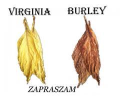 Sprzeda, liście tytoniu